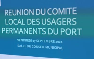 Le CLUPP a désigné ses représentants au conseil portuaire de Saint Pierre